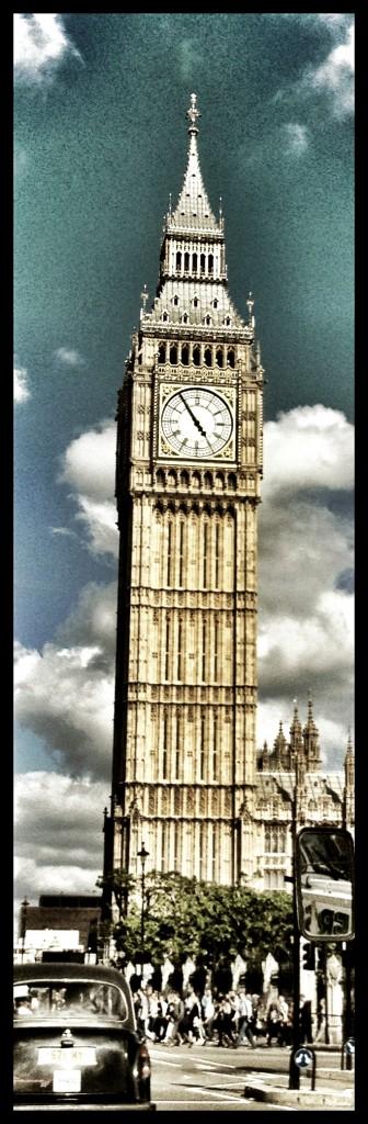 queen elizabeth tower - big ben