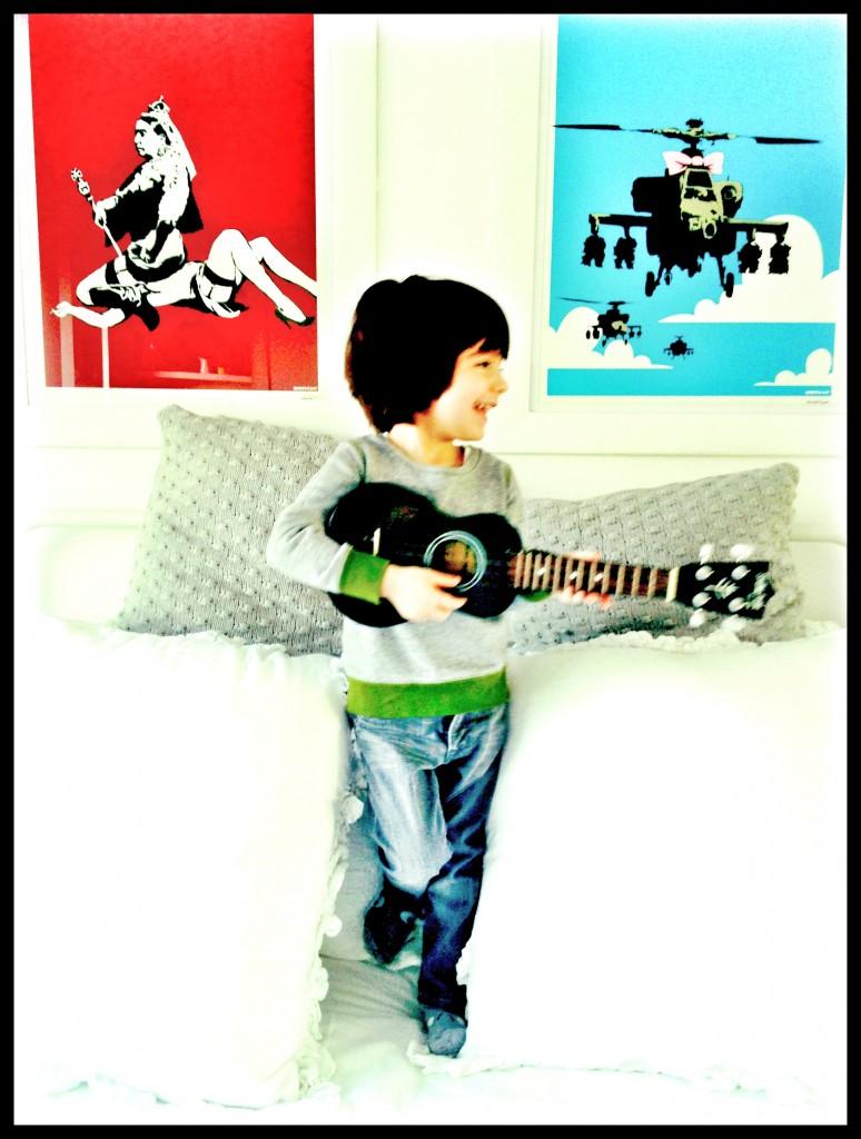 ronnie rockstar
