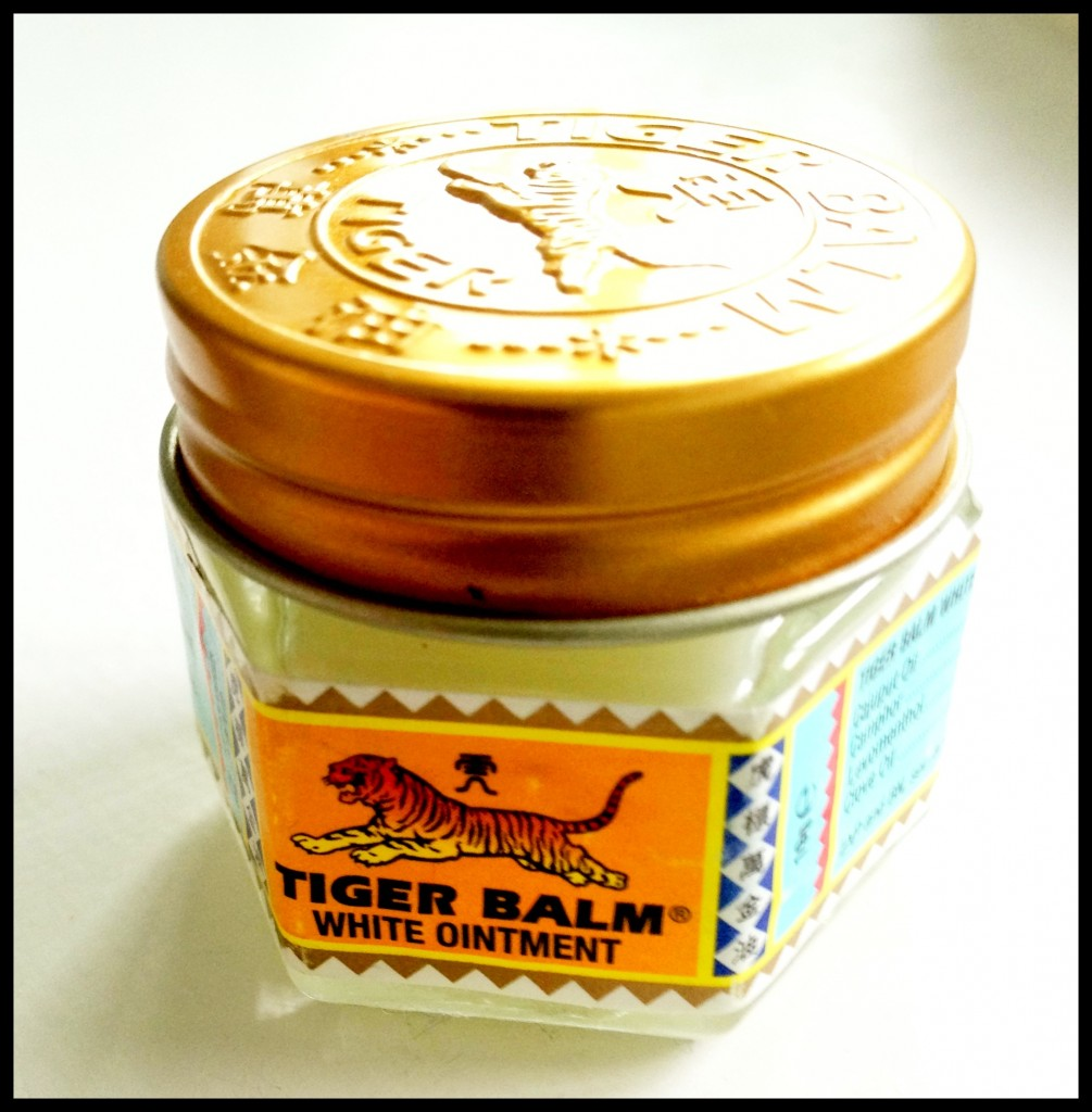 tiger balm