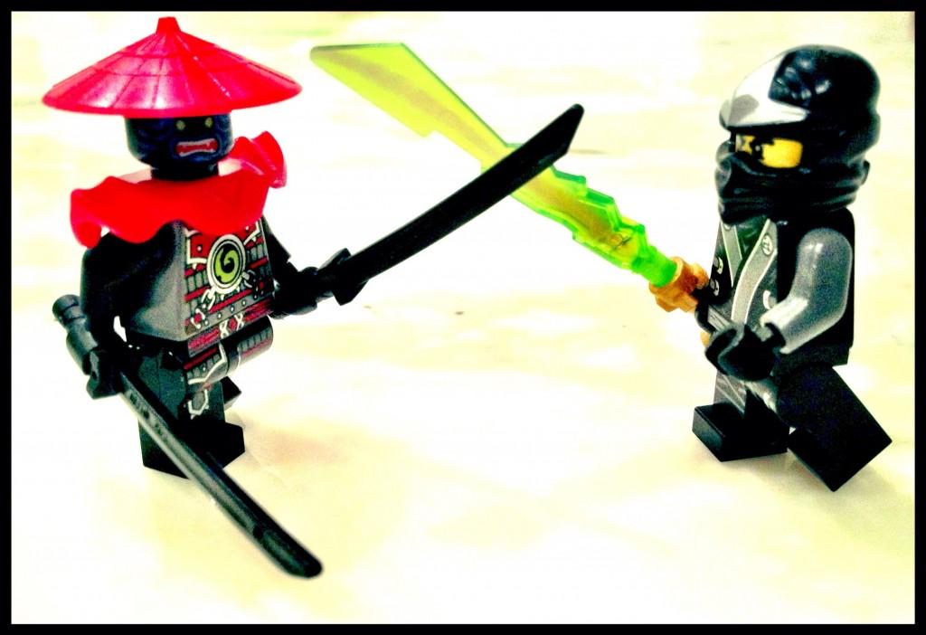 ninjas in ninjago