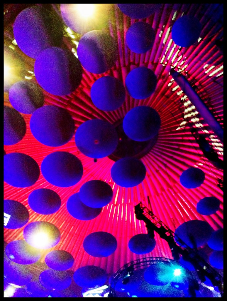 acoustics at the royal albert hall