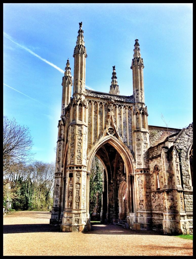 nunhead chapel