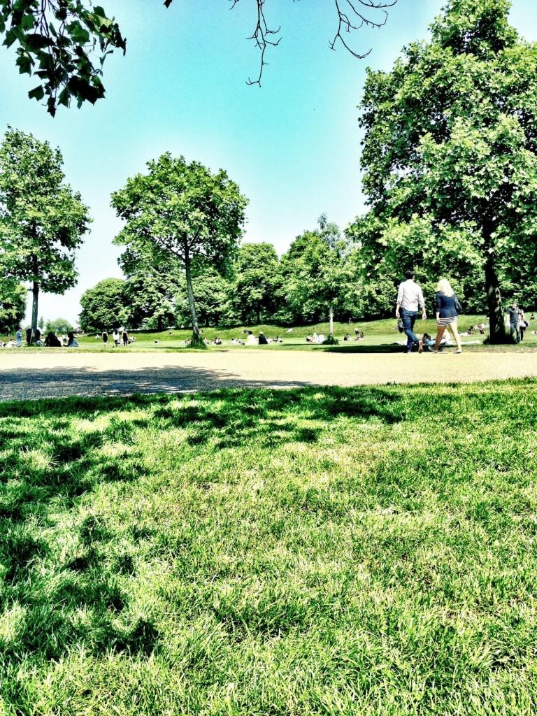 kensington park gardens