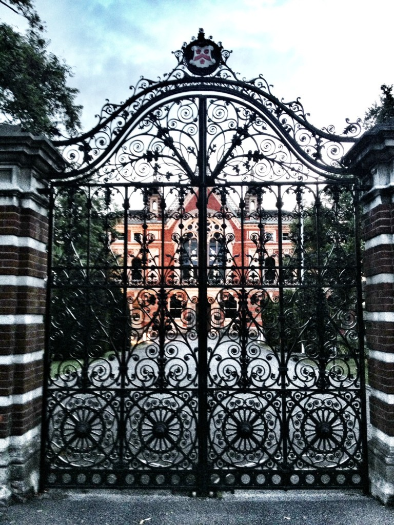 dulwich college gates