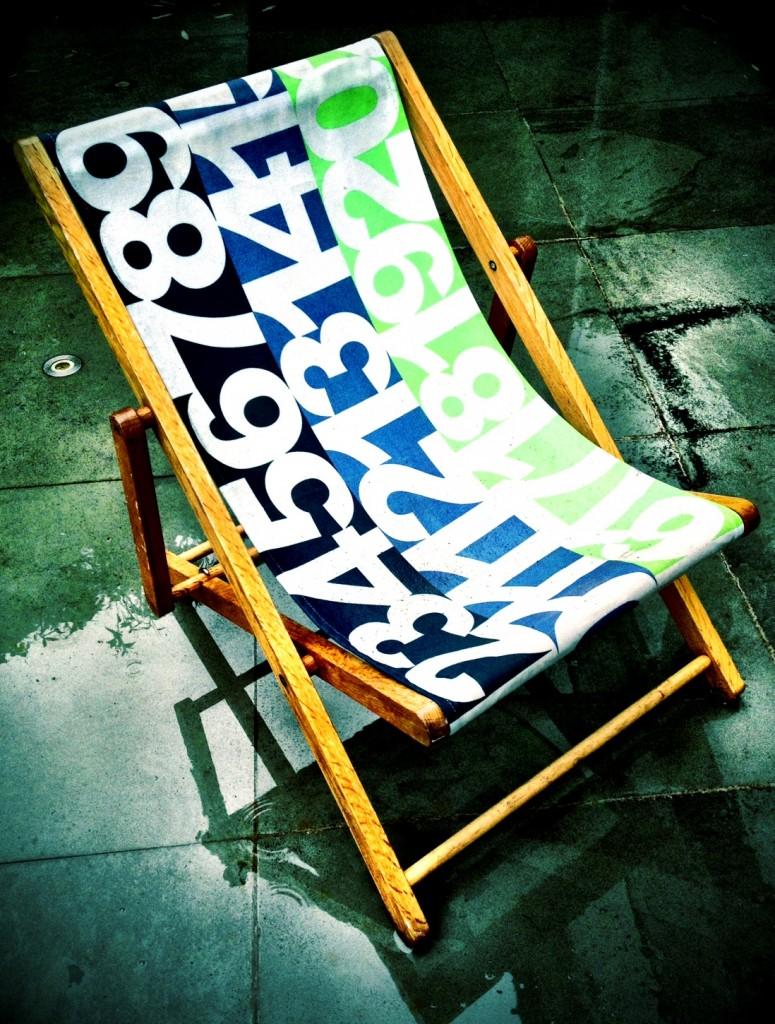 wet deckchair