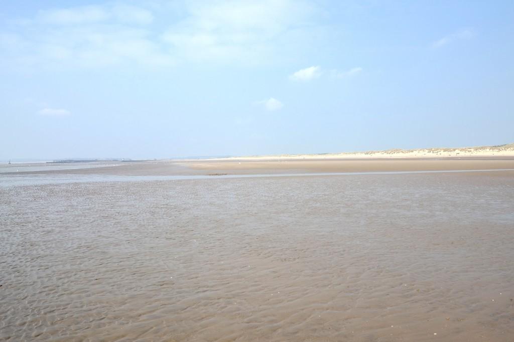 camber sand banks