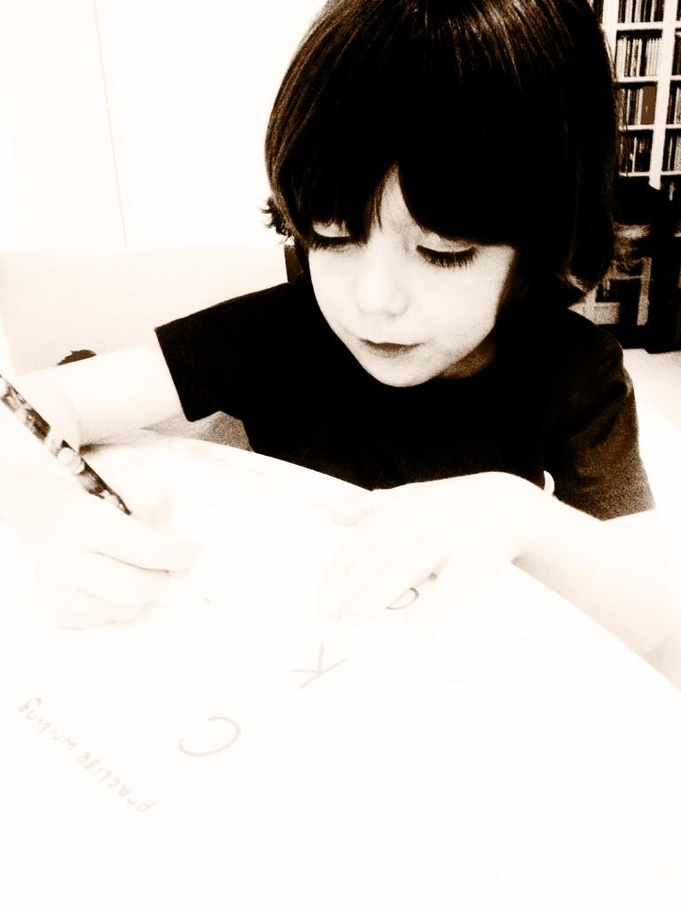 phonics homework