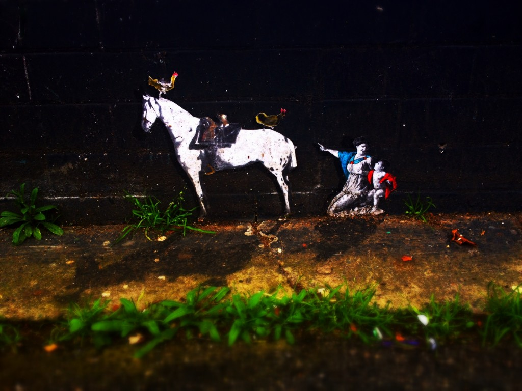 pablo delgado white horse