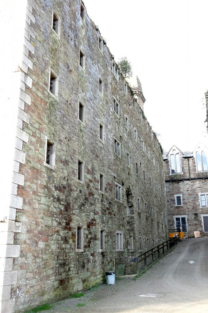 the womens wing - bodmin jail