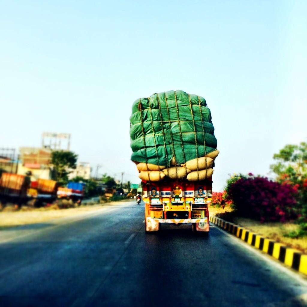 lorry overload