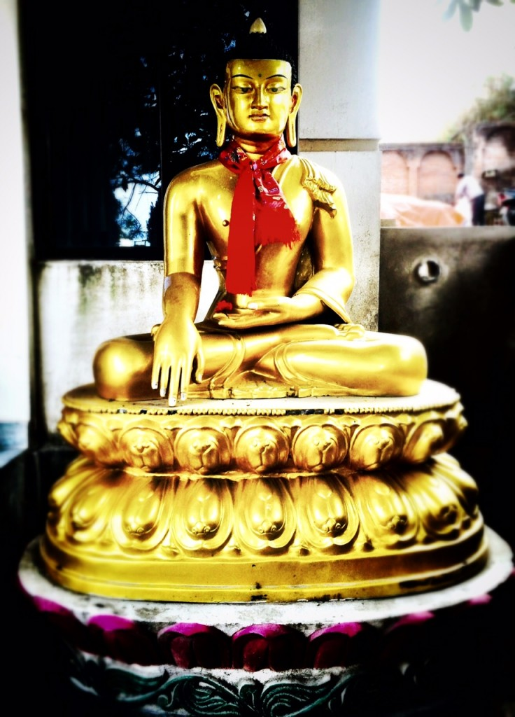 nepalese budda