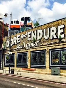 great eastern street tube trains