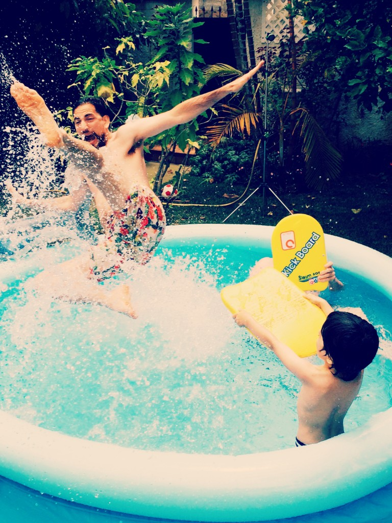 pool bomber