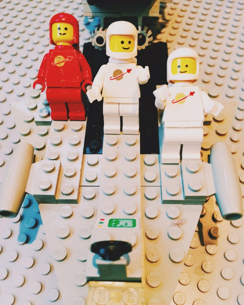 retro space lego