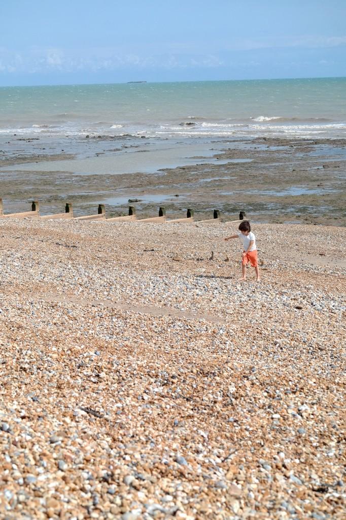 winchelsea beach pebbles
