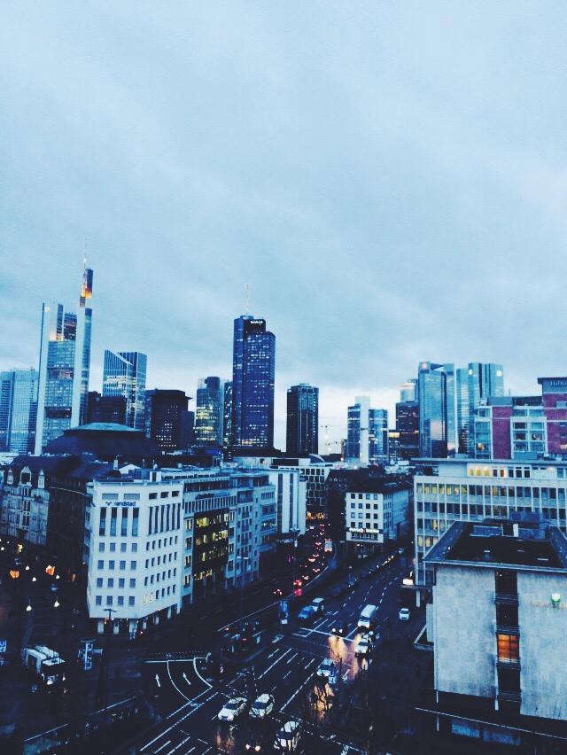 frankfurt by day