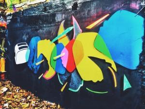 carpark graffiti