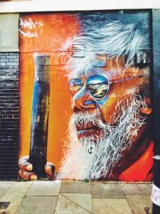 bacon street graffiti