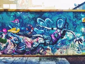 whitby street graffiti