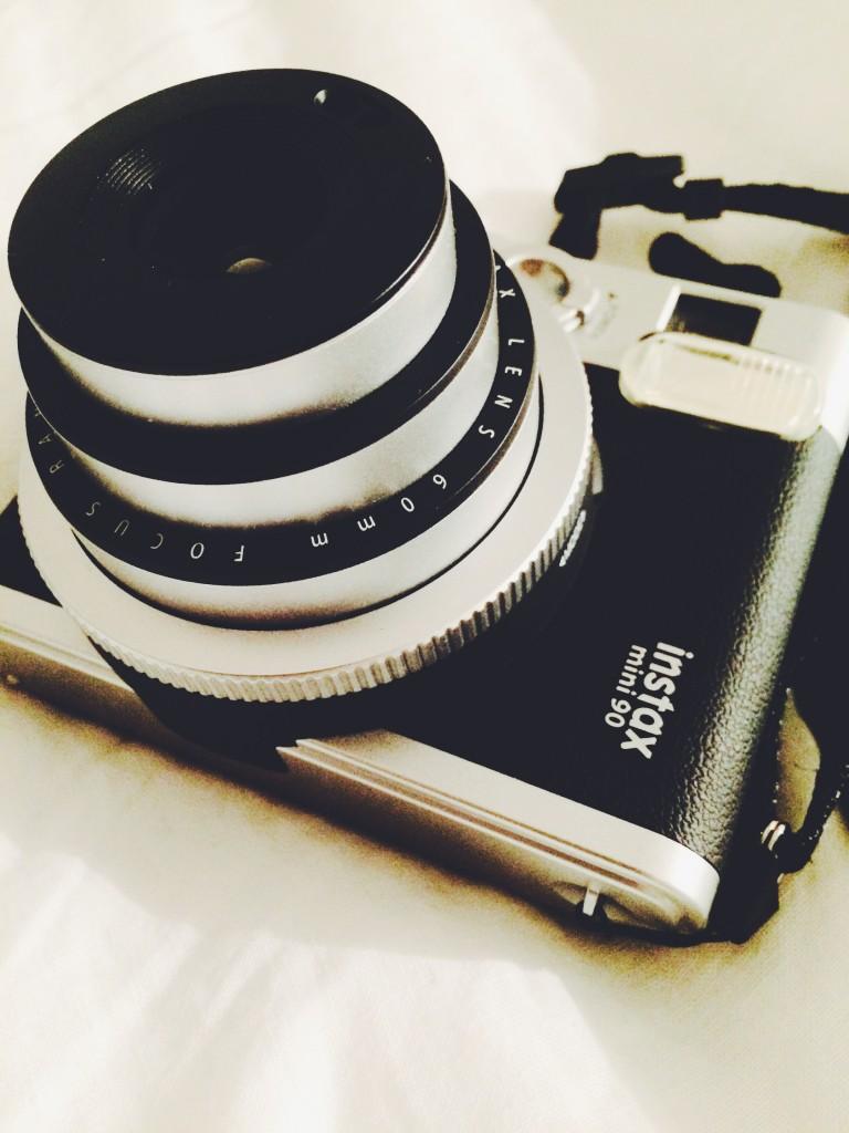 fuji film instax mini