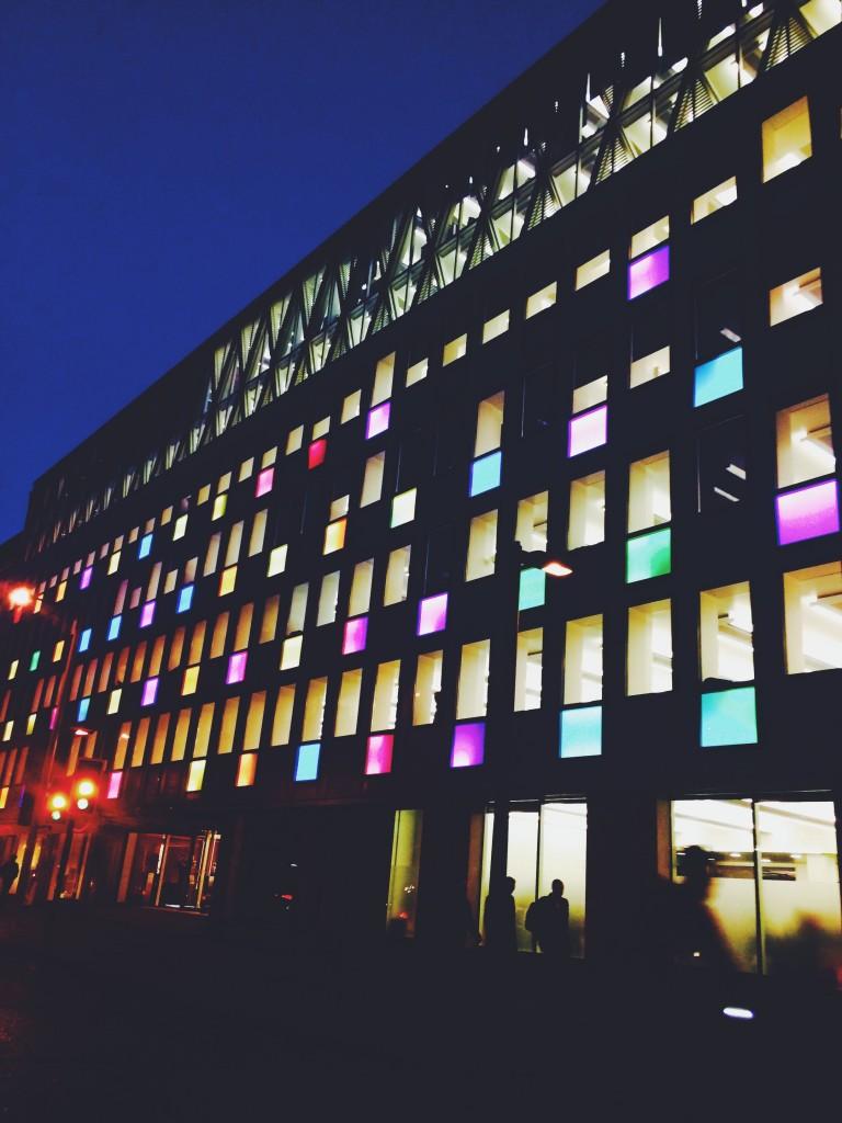 rainbow lights southwark street