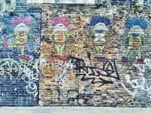 shoreditch street art
