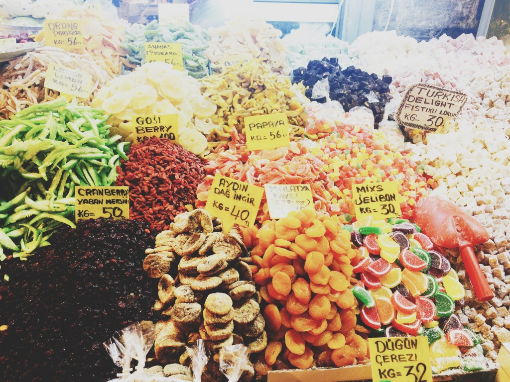the spice bazaar