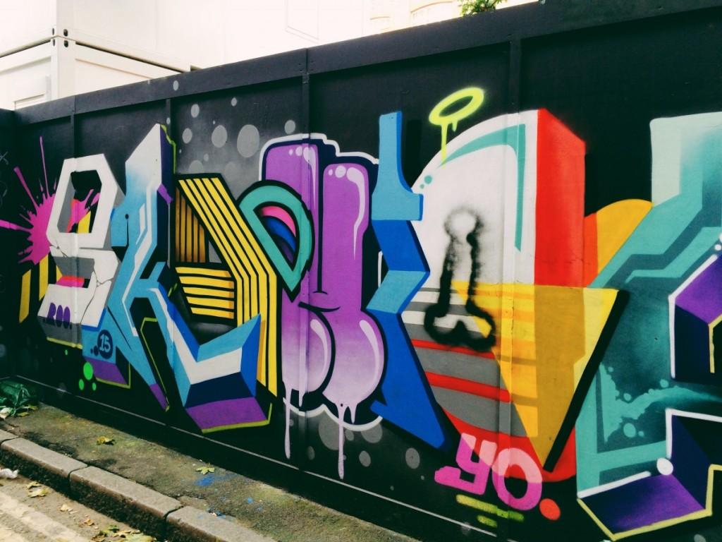 blackall street streetart