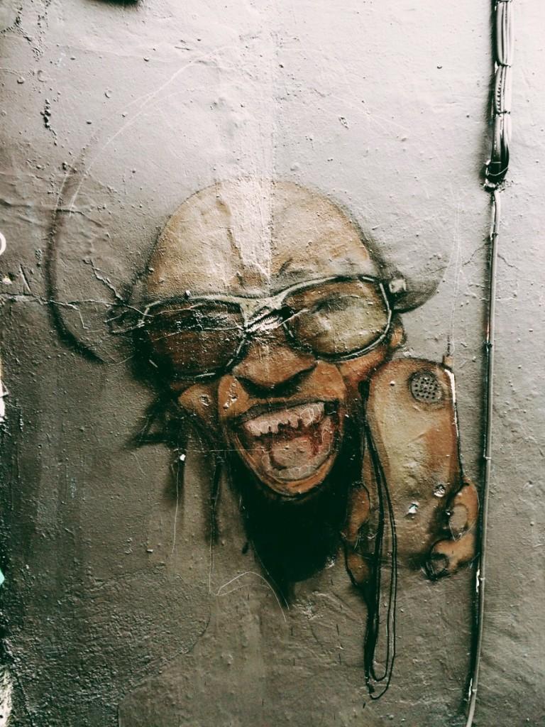 pedley street streetart