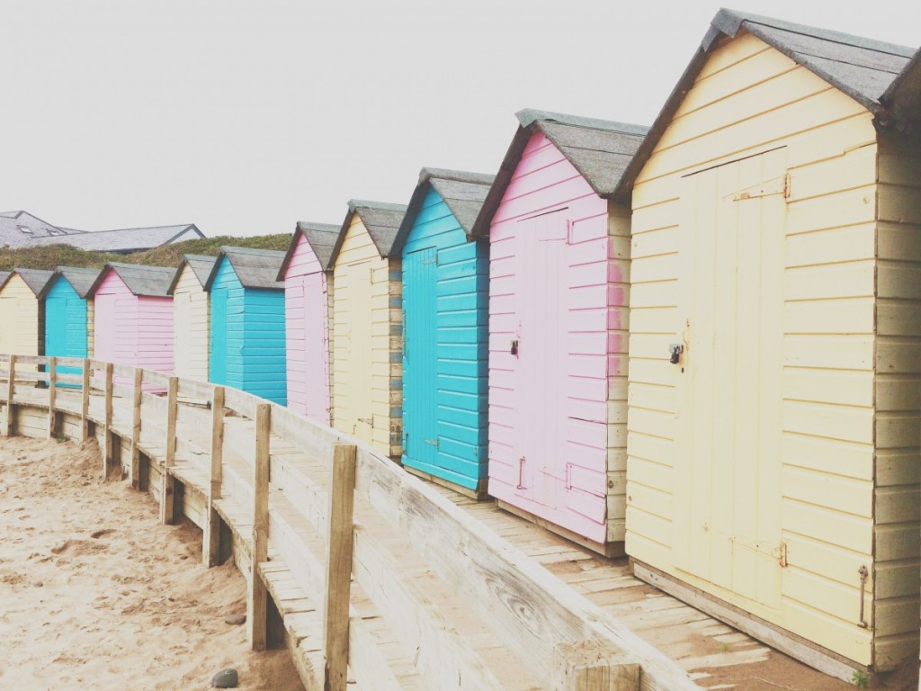 summerleaze beach huts