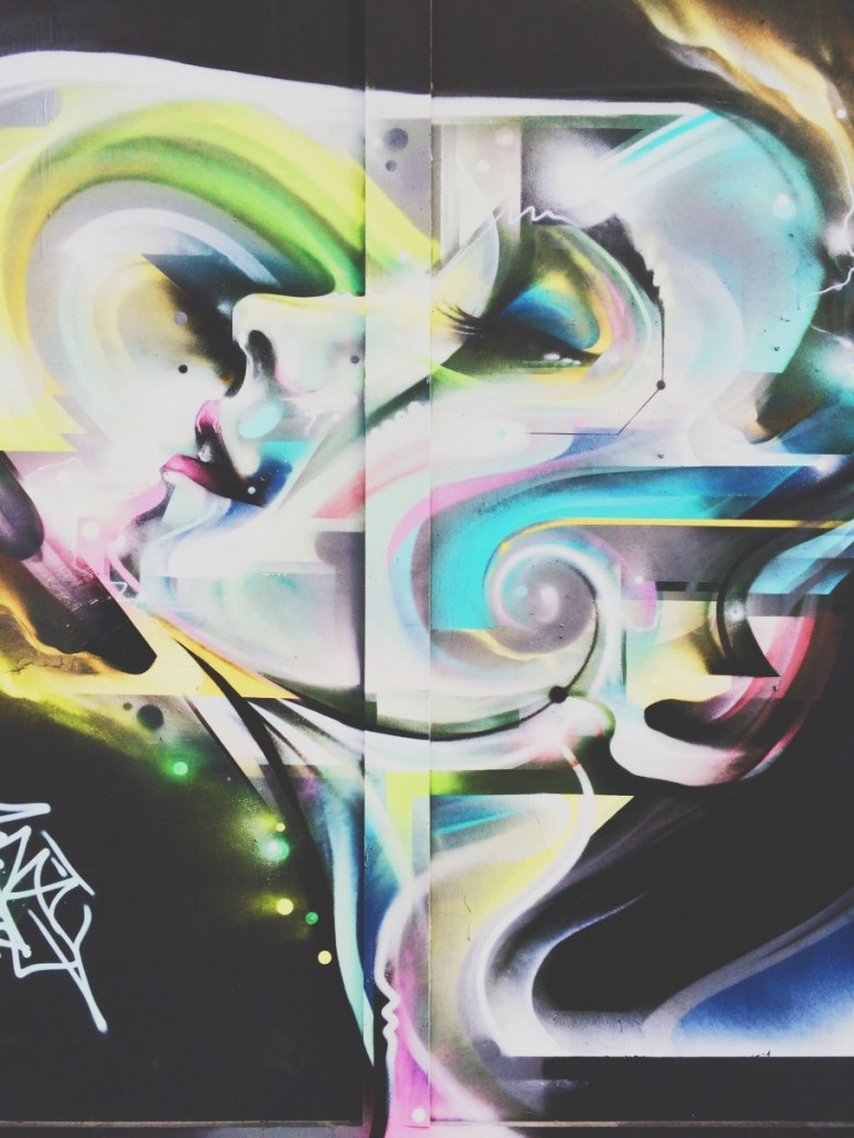 shoreditch street art - mr cenz