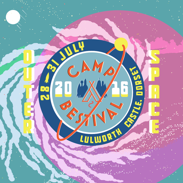 camp bestival outer space 2016