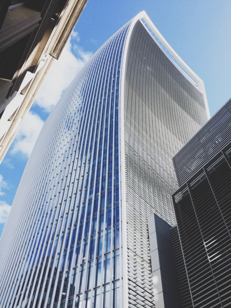 20 fenchurch street - walkie talkie - sky garden
