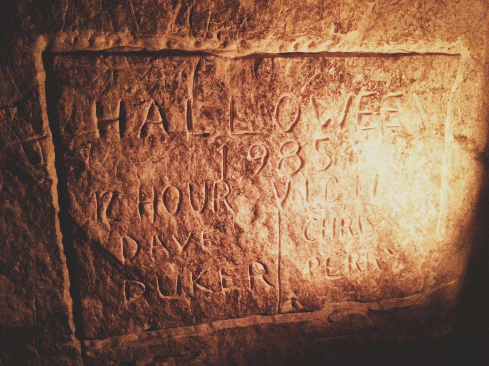 14. chislehurst caves