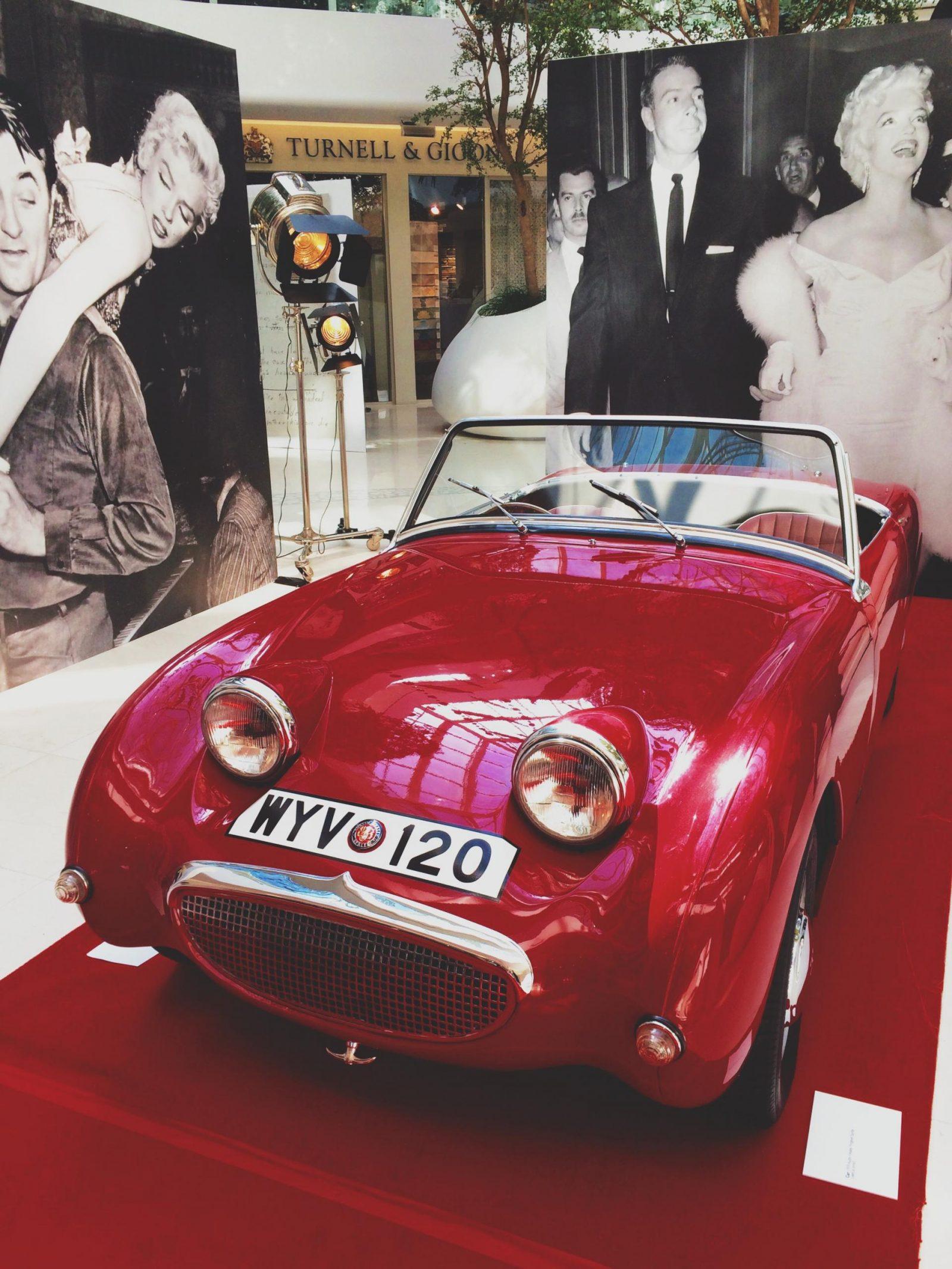 marilyns car