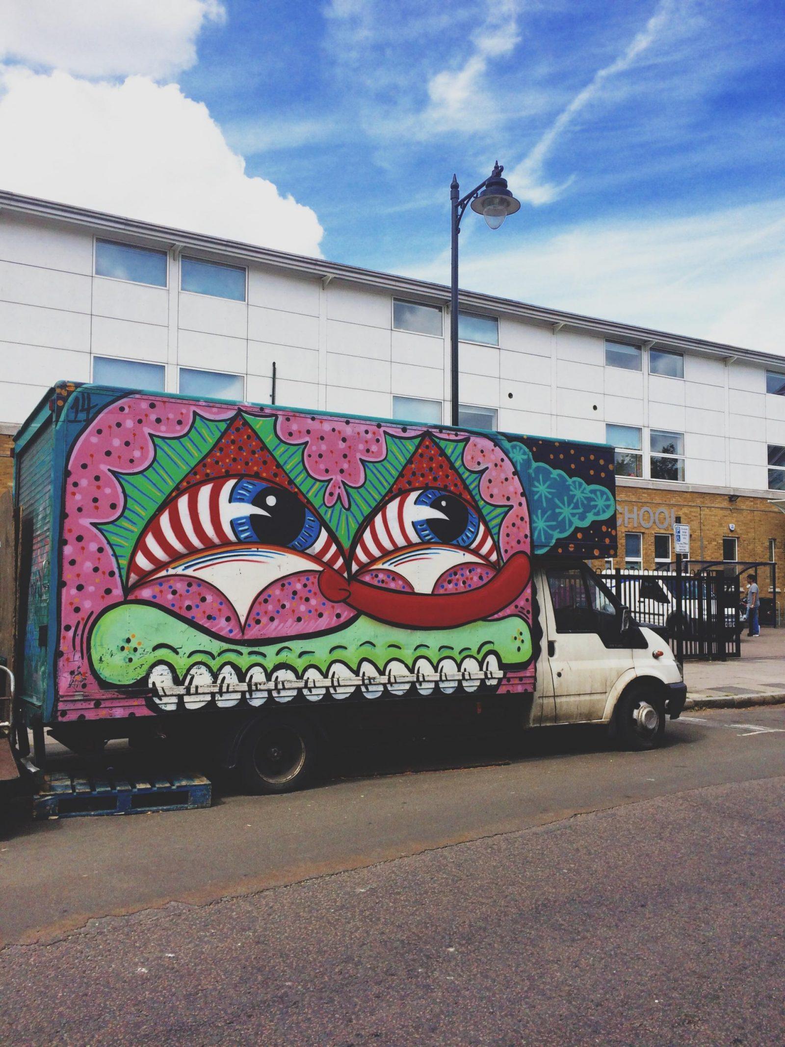 graff truck