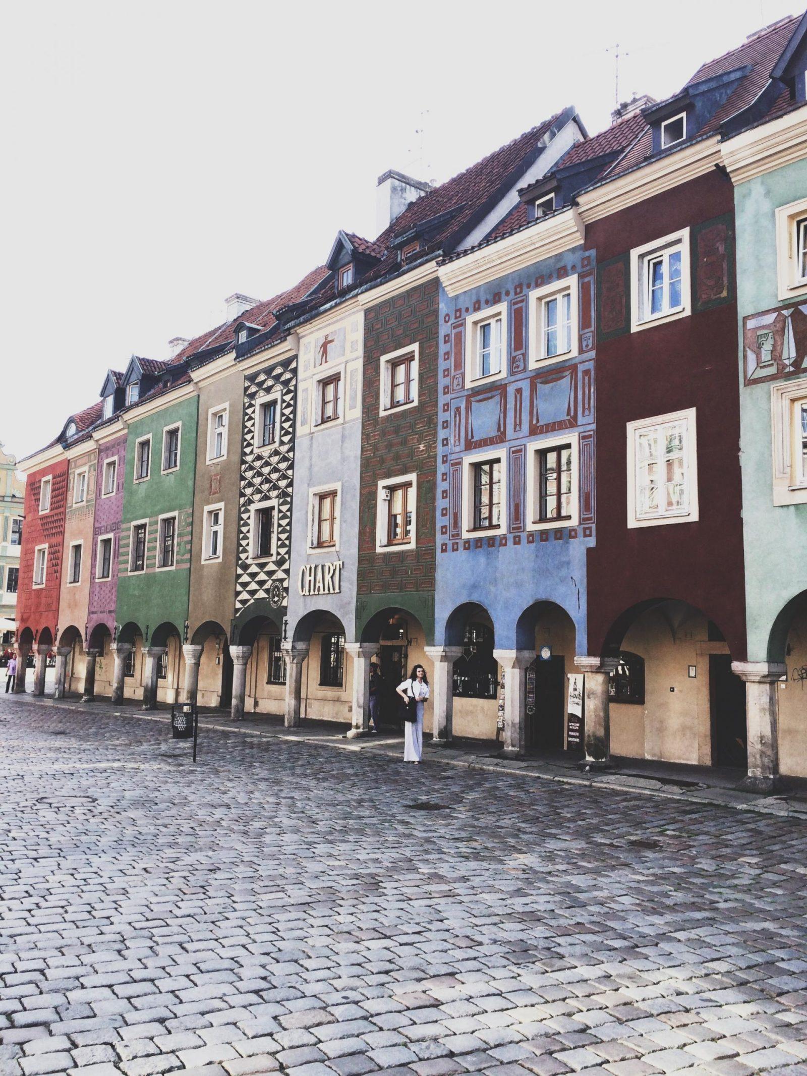 poznan square