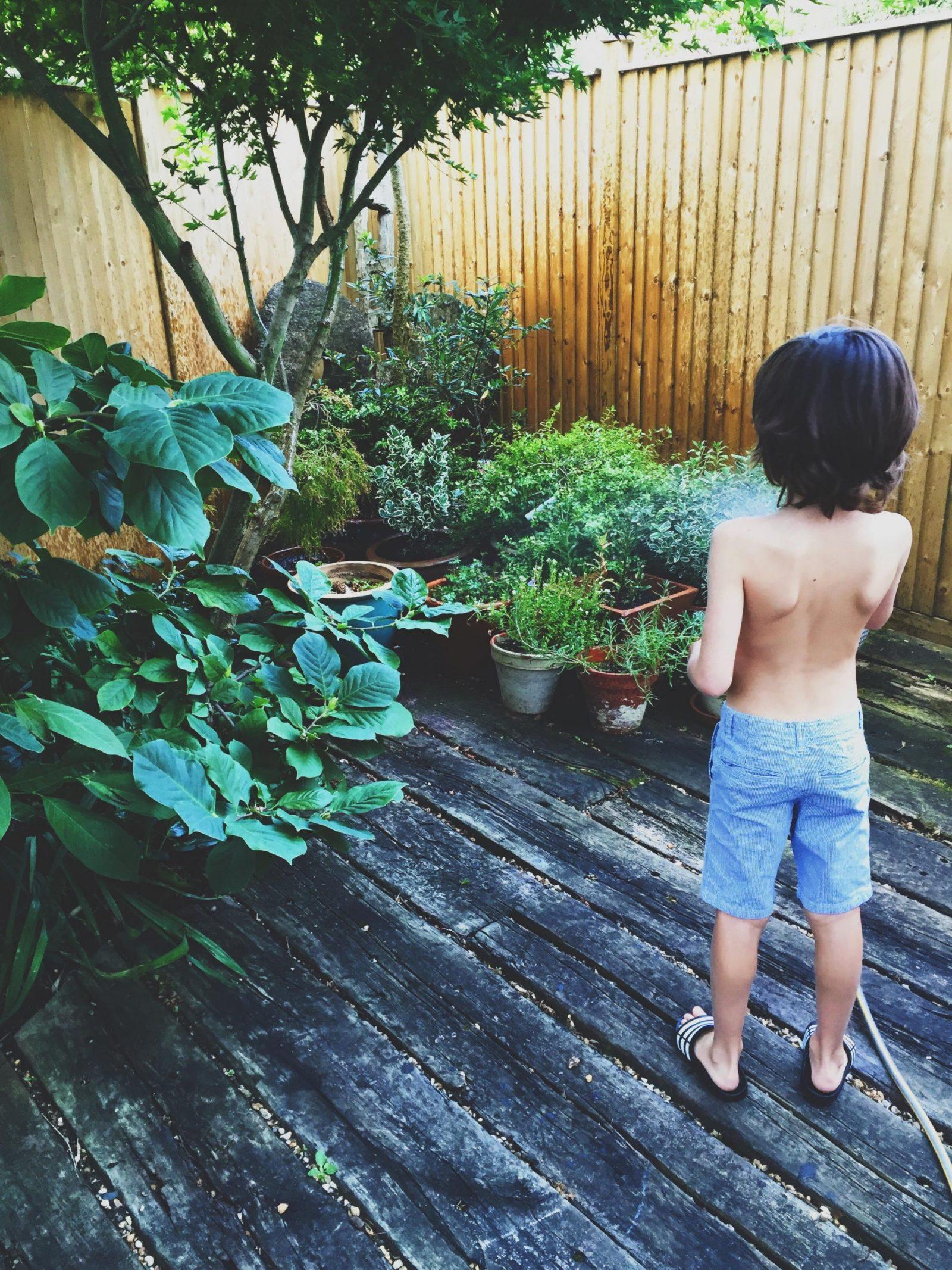 garden duty