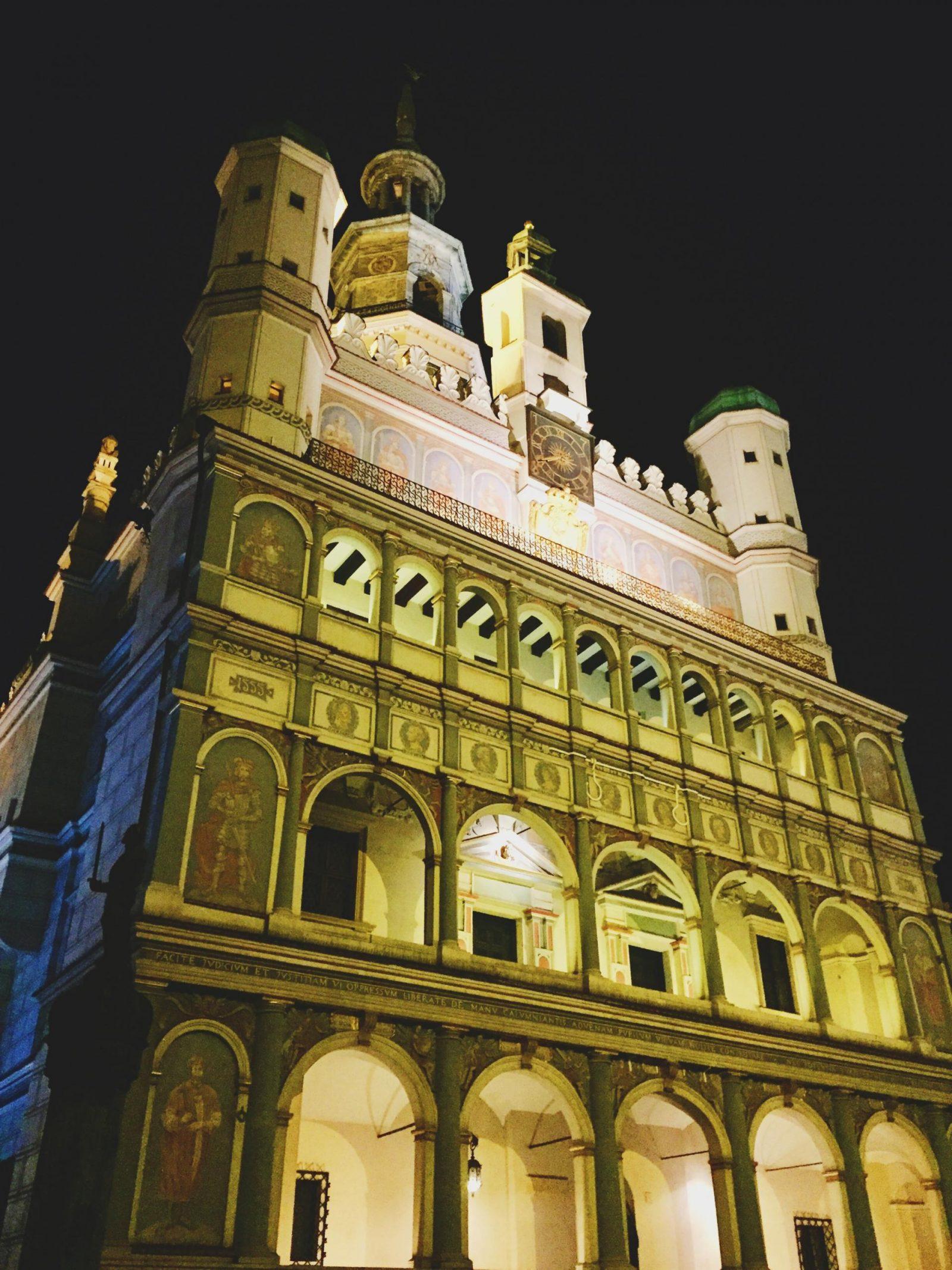 poznan-town-hall