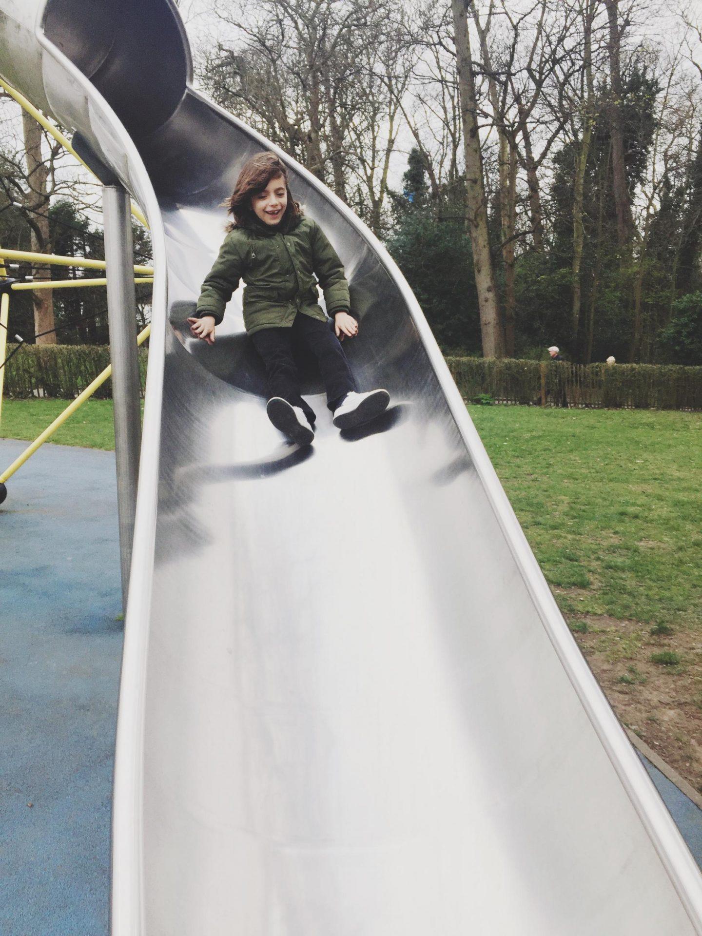 slide time