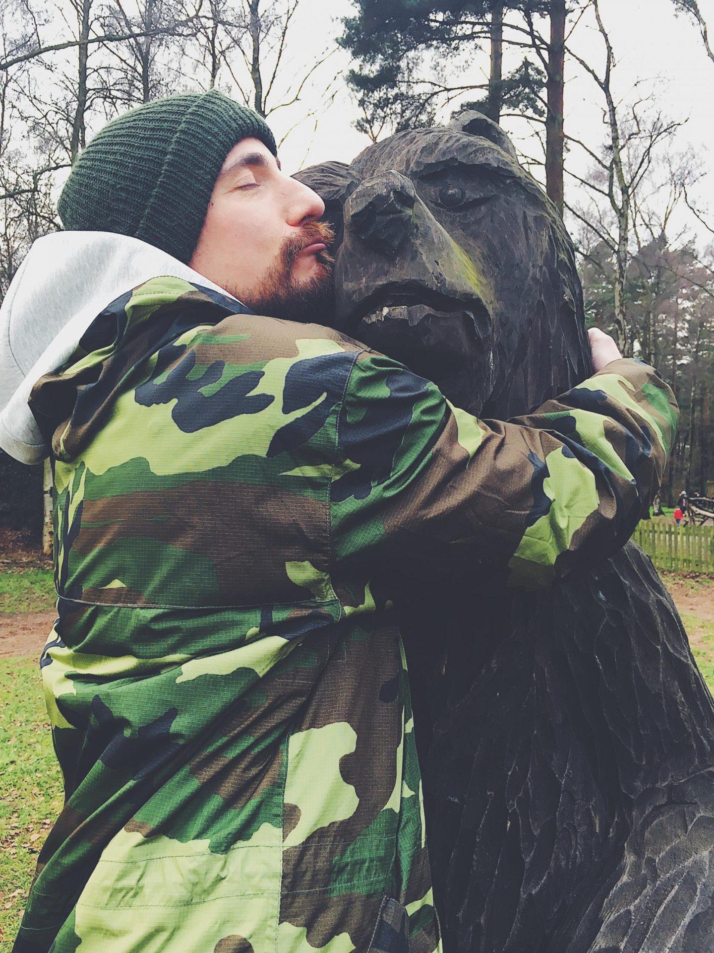 sandringham hugs